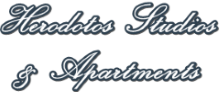 Herodotos Studios and Apartments in Zakynthos Logo